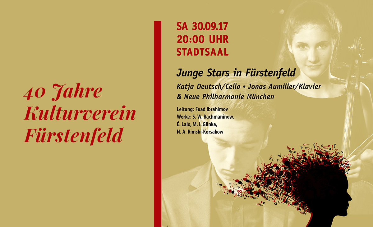 Kulturverein Fürstenfeld 40-jähriges Vereinsjubiläum