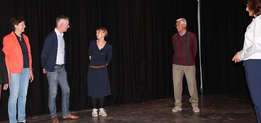 Improtheater mit der neuen Bühne Bruck