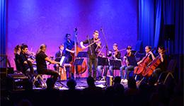 Blustrings Streicher-Bigband Kreismusikschule FFB