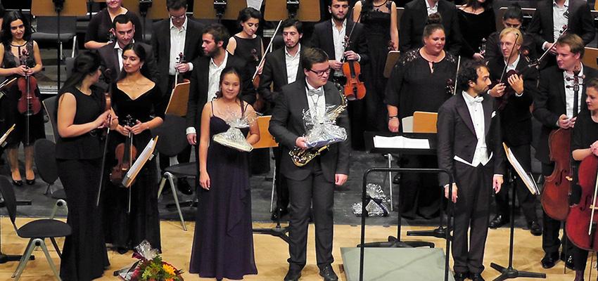 Konzert Junge Stars 2016 in Fürstenfeld