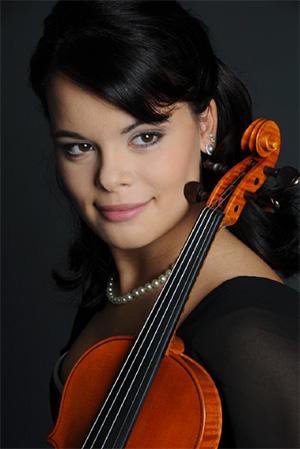 Trägerin des Kulturförderpreises 2014 Cora-Marina Jordache