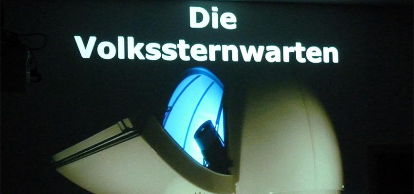 Sternwarte der vhs Fürstenfeldbruck