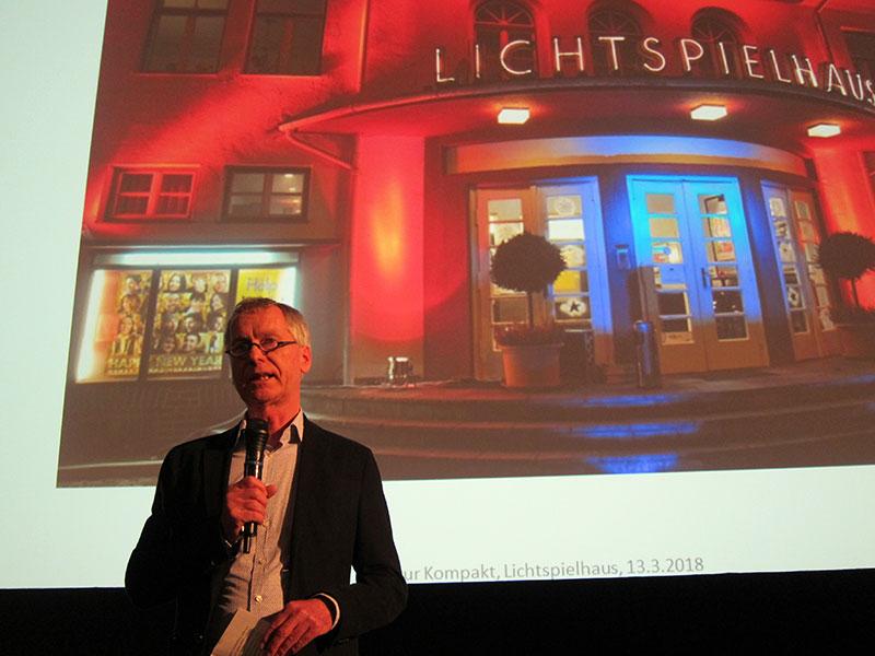 Kultur kompakt - Lichtspielhaus