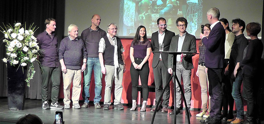 Kulturförderpreis 2017 für Theater 5