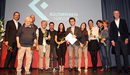 Theater 5 Kulturförderpreisträger 2017 des Kultuvereins Fürstenfeld
