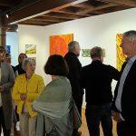 Ausstellung Gegenüberstellung im Kunsthaus Fürstenfeld
