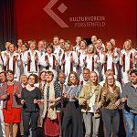 Kulturförderpreisträger 2018 Gospelchor sing and pray