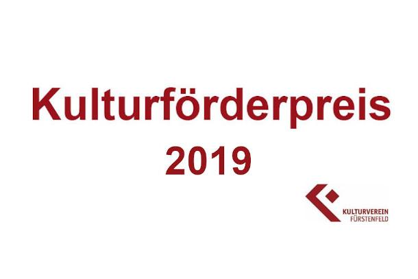 Kulturförderpreisverleihung 2019 Jubiläumskonzert